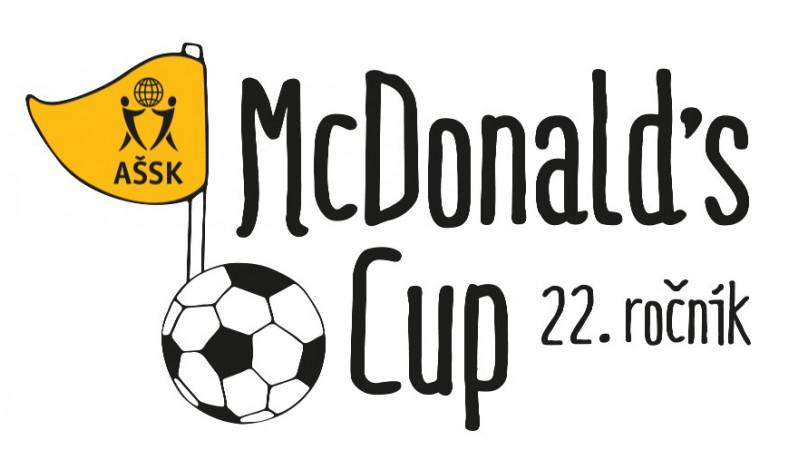 Okresní kolo McDonalds Cupu kat. A - 2.5.2019