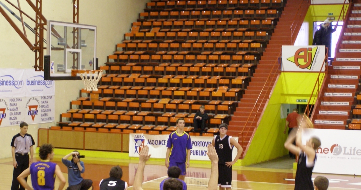 Rebulikové finále v basketbalu