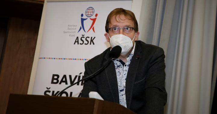 Foto: Novým viceprezidentem AŠSK ČR je Roman Kuběna