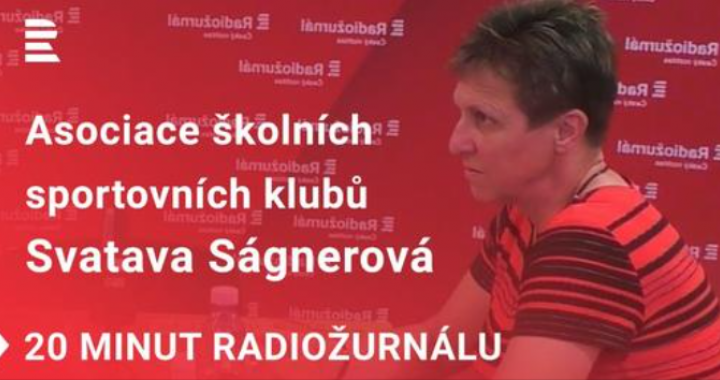 ČRo Radiožurnál & Svatava Ságnerová o Letních kempech 2021